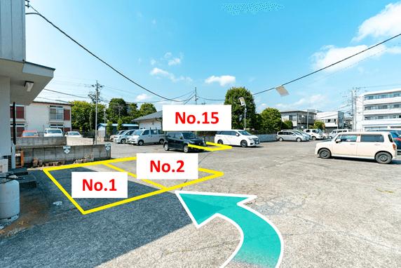 提携駐車場1